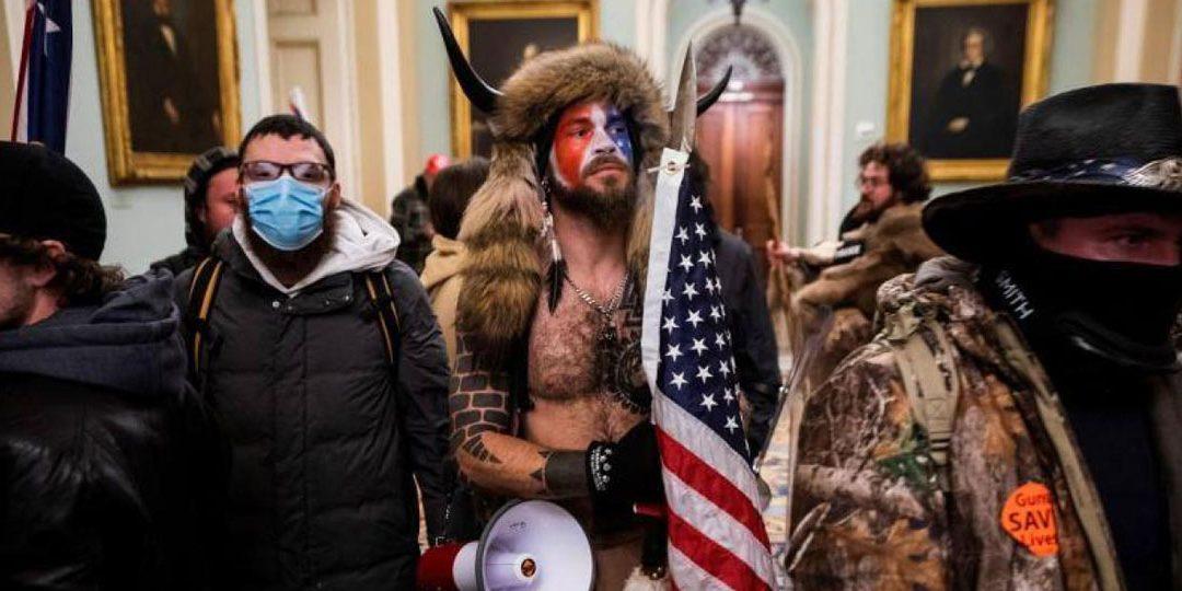 ¿Sigue siendo fascismo el fascismo incompetente? Sobre la ofensiva de extrema derecha en el Capitolio.