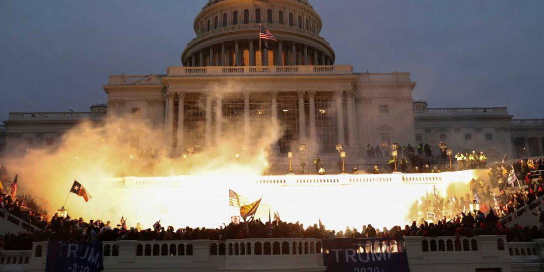 Capitolio: Fascismo, humo y alternativa