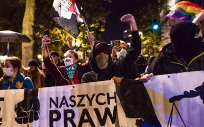 Polonia. La revolución de las mujeres.