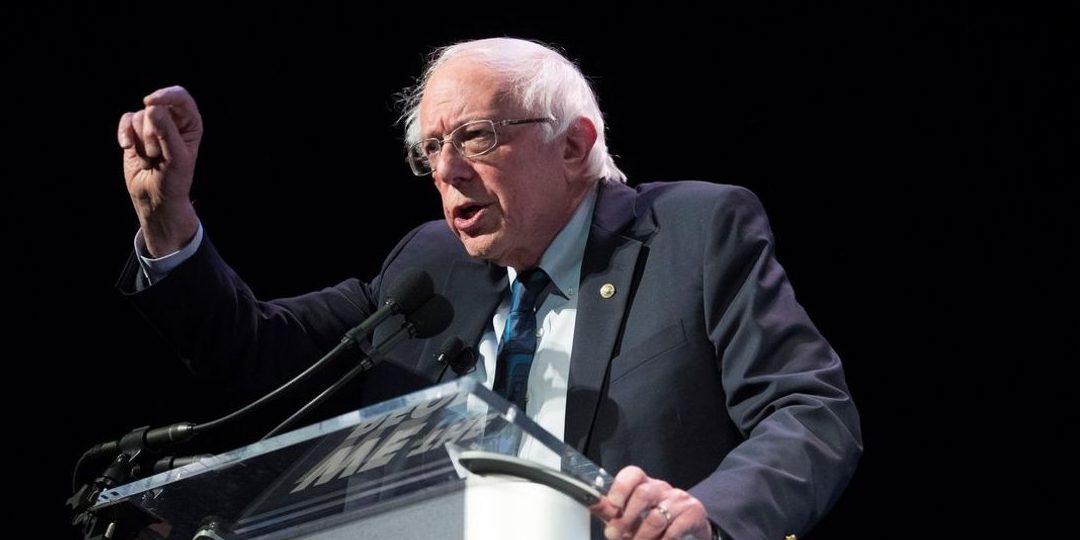 La guerra de cinco años de Bernie Sanders