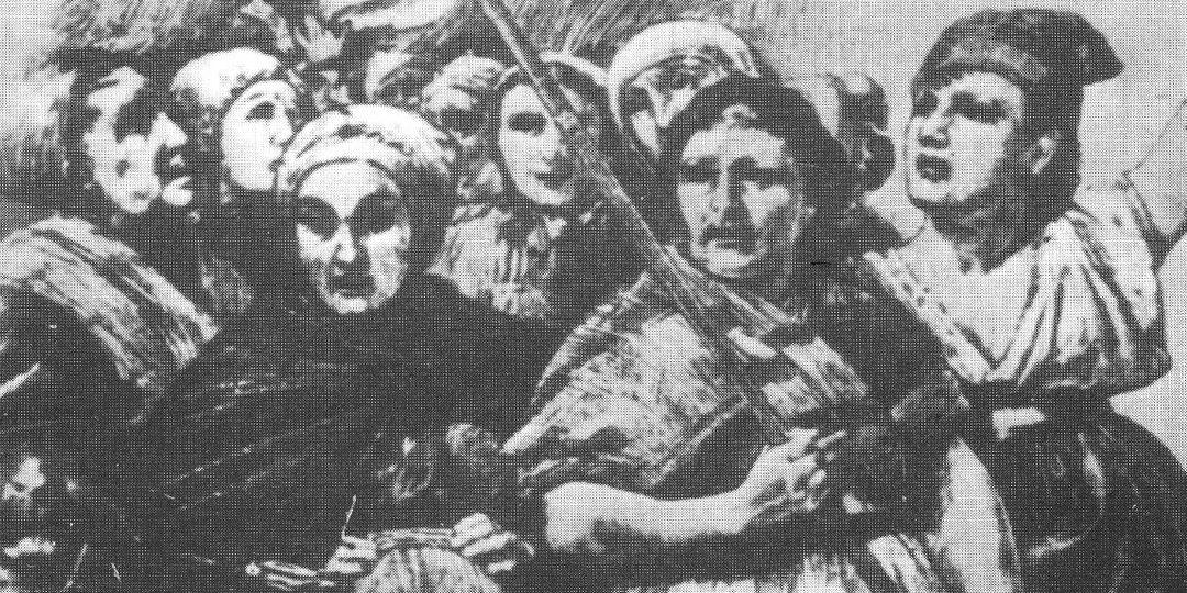 Las mujeres y la Comuna: «Eran tanto más monstruosas porque eran mujeres, porque lo transgredían todo»
