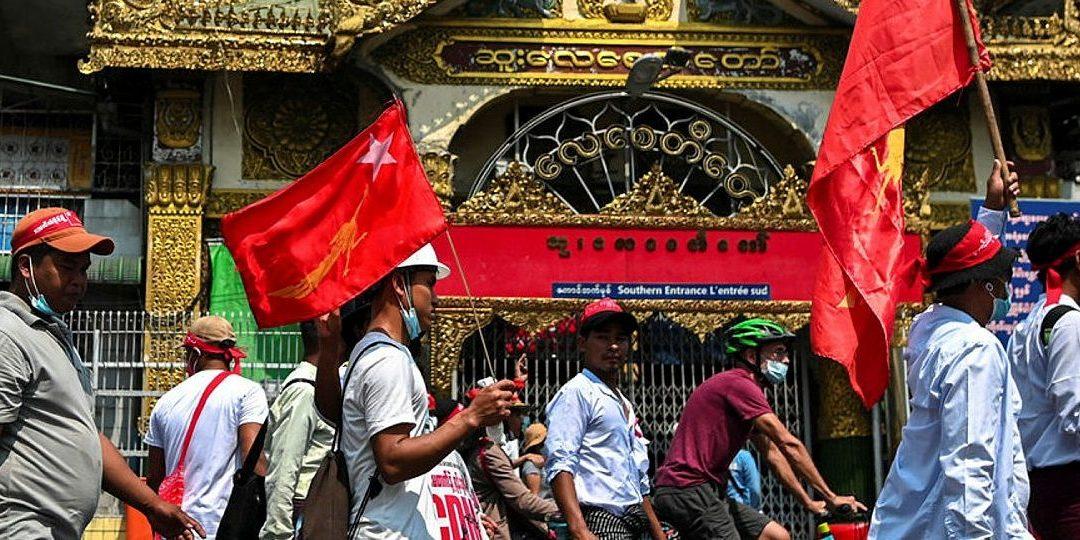 Frente a la dictadura militar asesina, un llamamiento urgente a la solidaridad financiera con la resistencia popular en Myanmar/Birmania