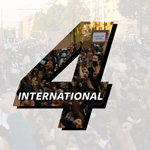Logo International Revolutionary Youth Camp