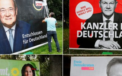 Elecciones federales en Alemania. Pérdida de legitimidad de la política establecida y fuerte derrota de la izquierda