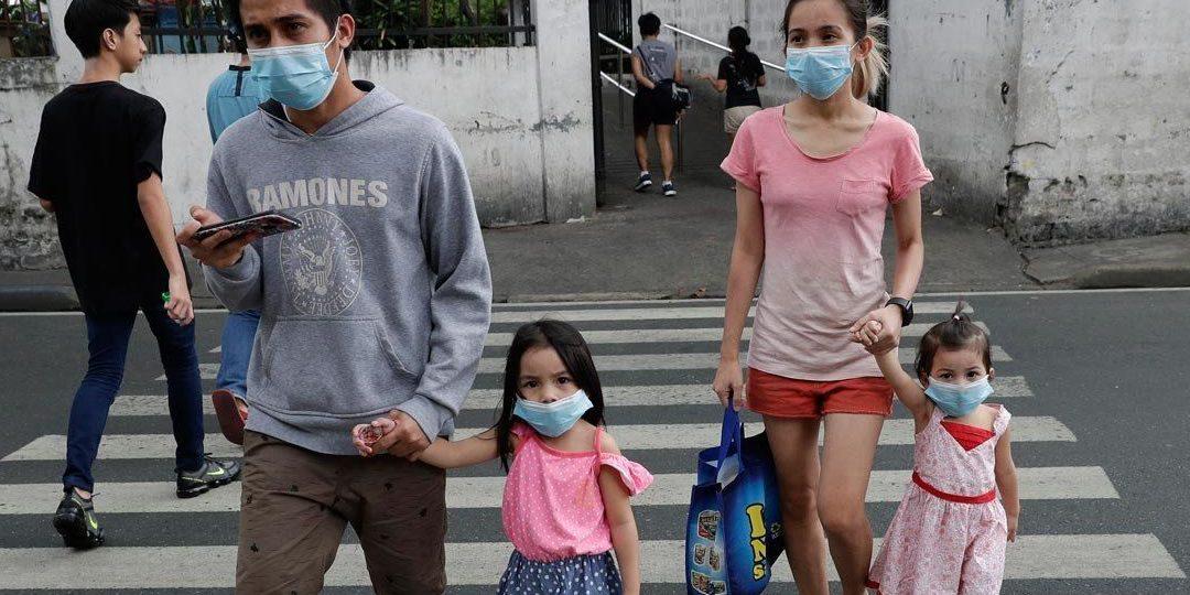 Carta desde Filipinas. Ante la pandemia de coronavirus y la variante delta, estamos obligados a organizar nuestra propia protección y la de nuestras comunidades