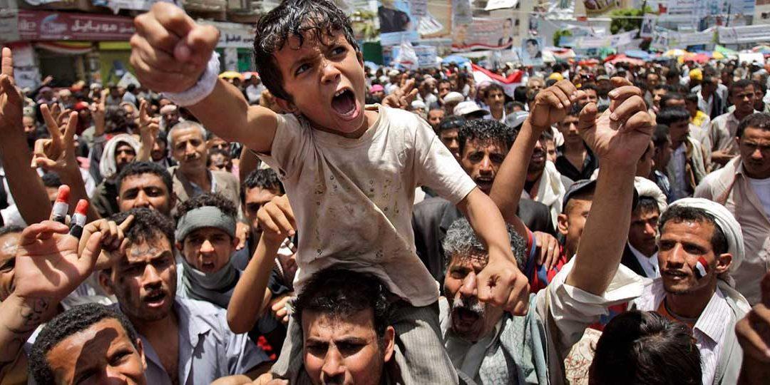 Proceso Revolucionario en África del Norte y Oriente Medio : balance y perspectivas